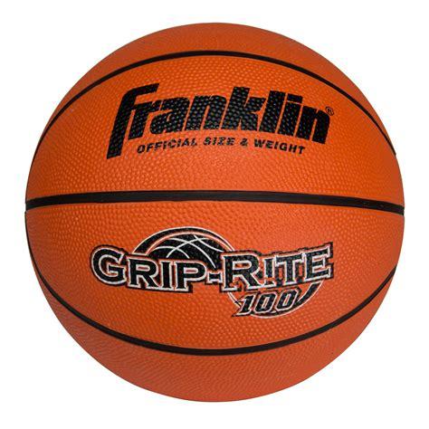 Franklin Sports B7 Grip Rite 100 Rubber Basketball