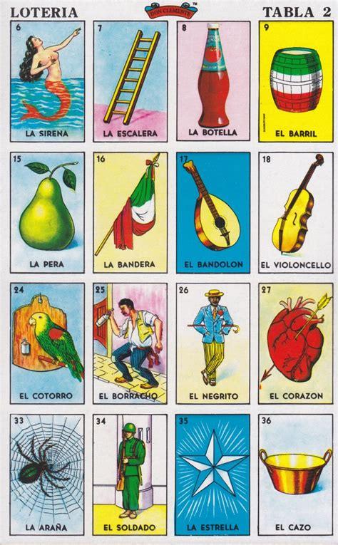 pin de adia zerimar en mexico en 2019 cartas de loteria mexicana loter 237 a mexicana y loteria
