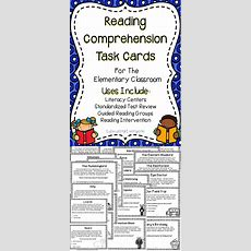 1000+ Images About Task Cards On Pinterest  Free Task Cards, Comprehension And Drawing Conclusions