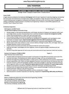 professional engineering resume writing services use civil engineer resume sle here resume writing service