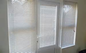 Patio Door With Blinds And Pet Door by Tensioned Perfect Fit Venetian Blinds Surrey Blinds