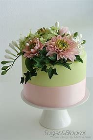 Best Flower Birthday Cake Ideas And Images On Bing Find What You