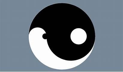 Yin Yang Circles Css Shape Loaders Creating