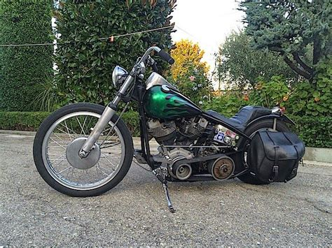 Shovelhead Chopper For Sale