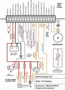Portable Generator Voltage Control Wiring Diagram