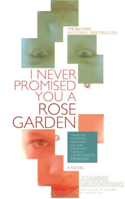 i never promised you a garden a novel harvard book