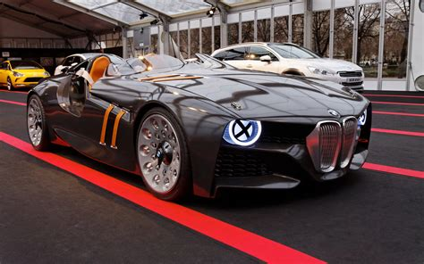 Bmw 328 Hommage Concept At The 2012 International