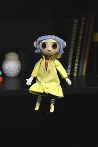 "Coraline Prop Replica 10"" Doll NECAOnline com"