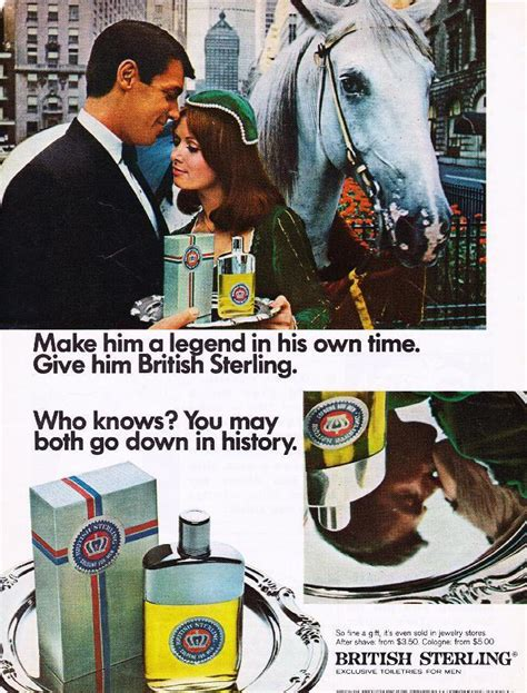 manly aftershave ads   sixties  seventies