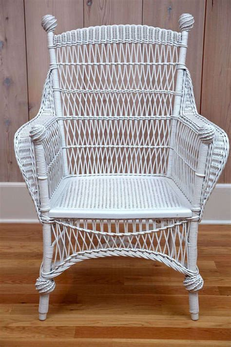 Rattan Armchairs Sale by Antique Wicker Armchair For Sale At 1stdibs
