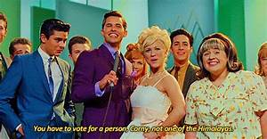 Zac Efron - NKIT (Hairspray Cast) #15 ~ Because all those ...