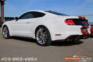 2019 Ford Mustang EcoBoost Premium Coupe 6 Speed Manual ONLY 750kms! - Envision Auto