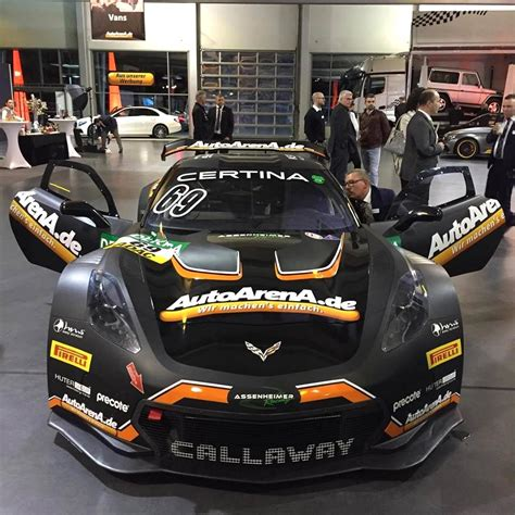 pics  callaway corvette gt race liveries revealed