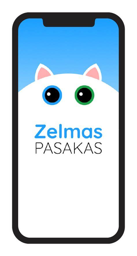 Zelmas pasakas - audio pasakas bērniem
