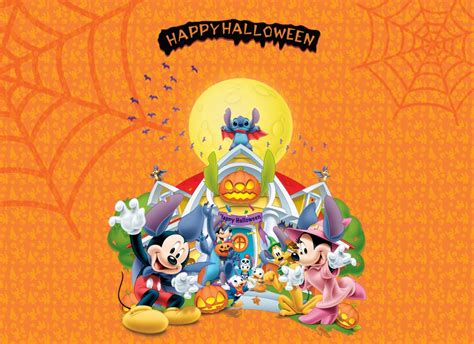 mickey mouse happy halloween wallpapers festival collections