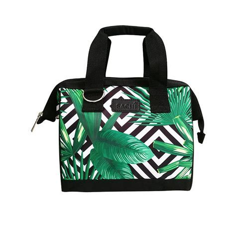 Sachi Style 34 Insulated Lunch Bag Palm Springs   Fast