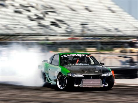 drift, S15, Nissan, Silvia, Smoke, Car Wallpapers HD ...