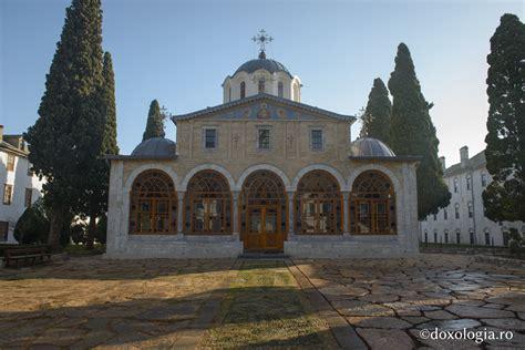 (Foto) Schitul Românesc Prodromu din Sfântul Munte Athos ...
