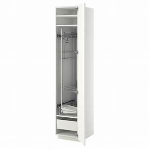 Spind Schrank Ikea : metod maximera wei hochschrank mit putzschrankeinr frame colour hochschrank ikea ikea ~ A.2002-acura-tl-radio.info Haus und Dekorationen