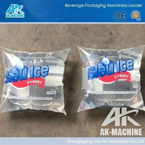 automatic sachet bag pouch liquid water juice milk filling  sealing packing machine  ghana