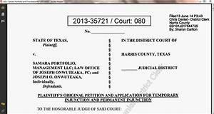 Consumer Debt Litigation (mostly Texas): Venue violations ...