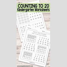Best 25+ Counting To 20 Ideas On Pinterest  Kindergarten Math, 10 Frame And Math Games For