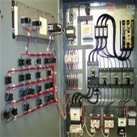 Auto Star Delta Motor Control Panel Industries