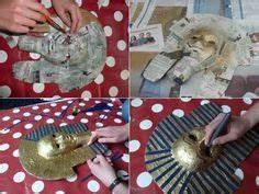 Faschingsmasken Selber Machen : pappmache herstellen mit luftballon fasching pappmache masken selber machen und fasching ~ Eleganceandgraceweddings.com Haus und Dekorationen