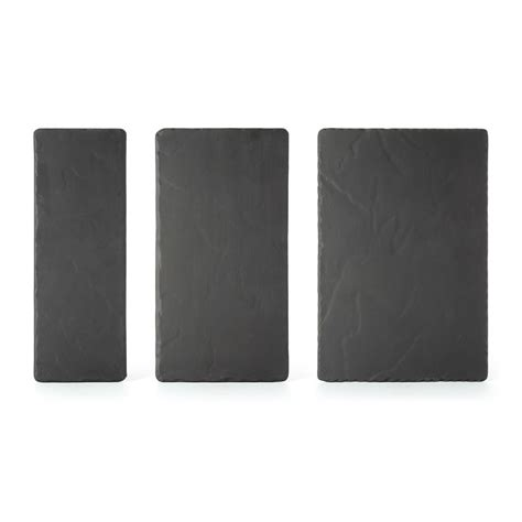 rectangular dinnerware basalt rectangular appetizer plates revol