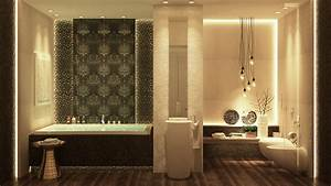 Luxurious bathrooms with stunning design details for Bathroom designs