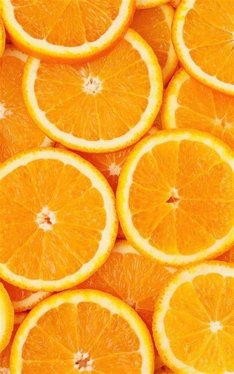 Aesthetic Orange Wallpaper by Pin By Emily Mickle On Orange Aesthetic 오렌지 과일 배경화면