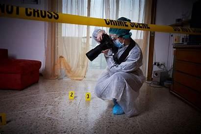 Crime Scene Police True Forensic Metering Modes