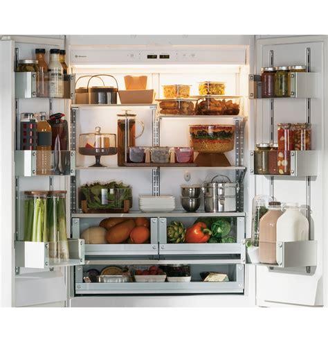 ge monogram  built  french door refrigerator zipsnz ge appliances