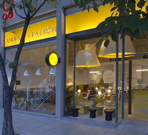Urban Station Buenos Aires Coffee Shop Office Design   Shop Design Gallery   The Best Shop