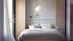 Quelle Couleur Pour Une Chambre à Coucher : la couleur de votre chambre vous aide bien dormir ~ Preciouscoupons.com Idées de Décoration