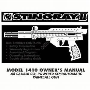 Brass Eagle Stingray Gun Manual