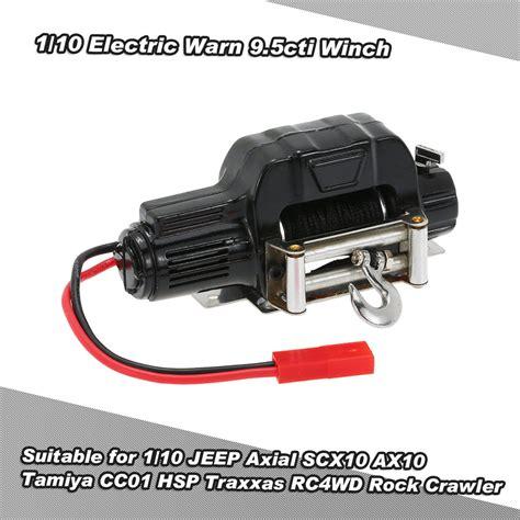 warn 9 5 cti 1 10 mini electric warn 9 5cti winch for rc 1 10 jeep