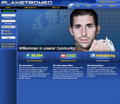 planetromeo mobile version schreuder at planetromeo ein stiller gigant
