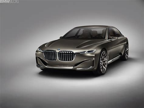 Should Bmw Build The Vision Future Luxury Concept?