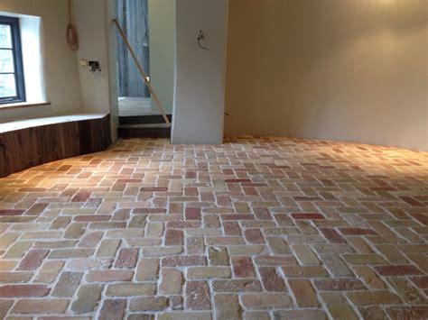reclaimed terracotta tiles brick floor floors flooring