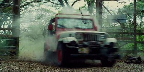 jurassic world jeep imcdb org 1992 jeep wrangler sahara yj in quot jurassic