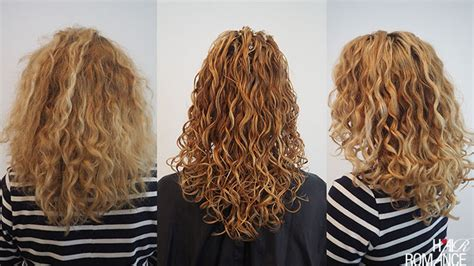 style curly hair  frizz  curls video
