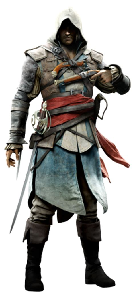 Assassin's Creed IV Black Flag render