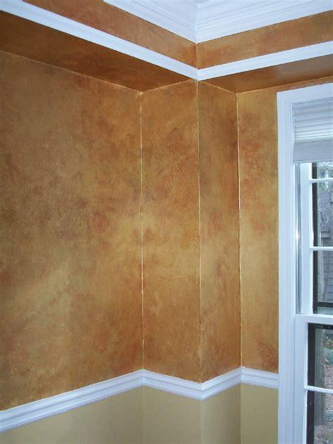 Interior Metallic Wall Paint