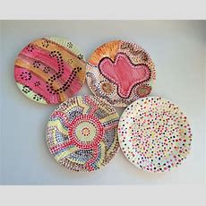Naidoc  Dot Painting Paper Plate Snake  School Mum