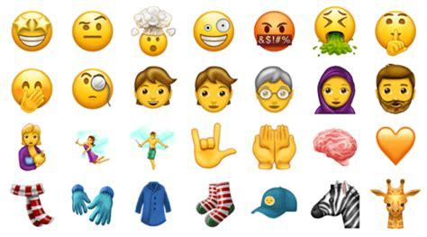 Esta Es La Nueva Generación De Emojis