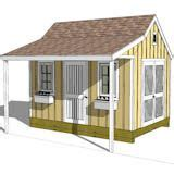 10x12 gambrel shed plans with loft to do pinterest
