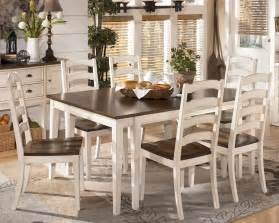 Overstockcom White Dining Set by Pleasing White Dining Room Table Set Great Dining Room