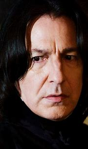 Image - Severus Snape Headshot.JPG | Harry Potter Wiki ...