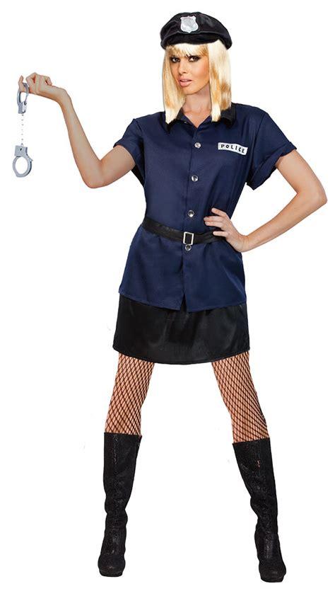 karneval kostüm damen polizistin kost 252 m damen karneval damenkost 252 m kleid polizeim 252 tze kost 252 me